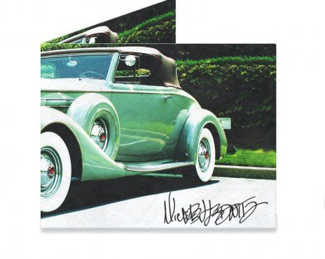 Dynomighty Artist Collective: 1937 PACKARD 12 by Michael Ledwitz 1937 PACKARD 12 AWESOME CAR!!!