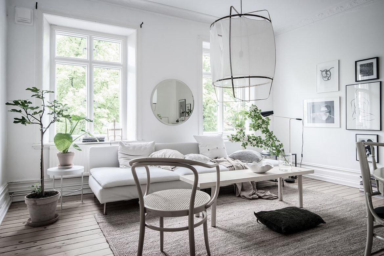 Frisse woonkamer met leuke items - wonen | Pinterest - Huiskamer en Met