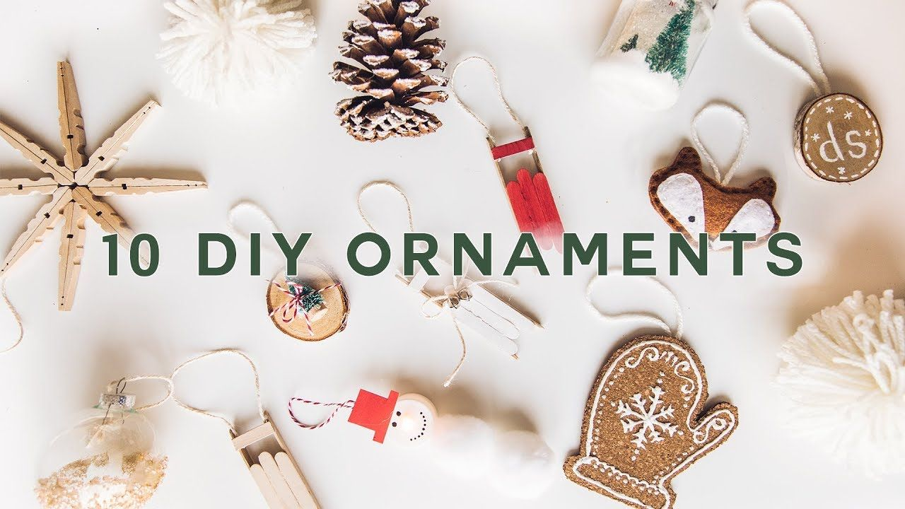 10 Diy Christmas Ornaments Cheap Aesthetic 2019 Lone Fox Diy Christmas Tree Ornaments Diy Christmas Ornaments Diy Christmas Ornaments Easy