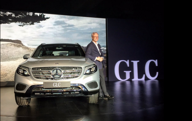 Mercedes Benz GLC SUV Launched in India at INR 50.7 Lakhs