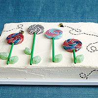 Birthday Buzz Cake