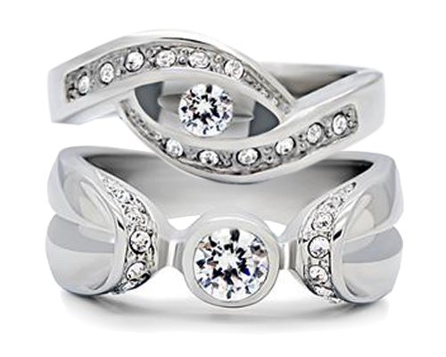 Do You Want To Say YES This Christmas? Yes or No. Get Up To 50% Off Engagement Rings Here #BuyBlueSteel