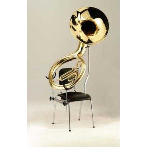 nota music chair sousaphone holder from wenger violetta