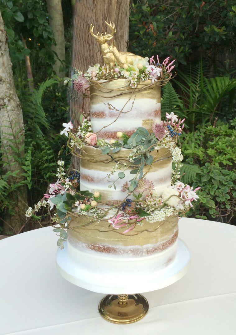 Wedding Cakes Chocolate swiss meringue buttercream