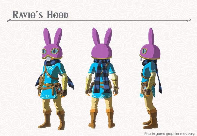 Zelda Botw Ravio S Hood Location Merchant Hood Quest Legend Of Zelda Zelda Breath Of Wild Breath Of The Wild