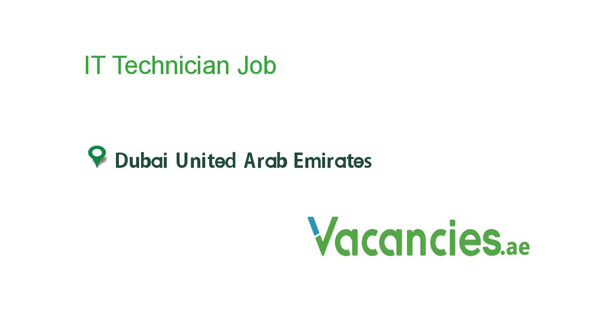 It Technician Executive Jobs Assistant Jobs Driver Job