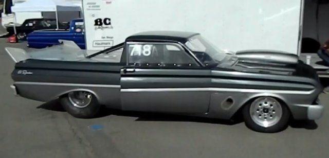 TRUCKIN' FAST Ford Ranchero Drag Racing Compilation - Ford-Trucks ...