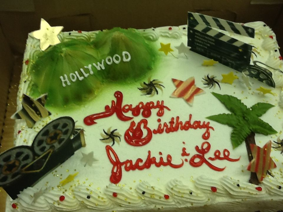 cake and art hollywood