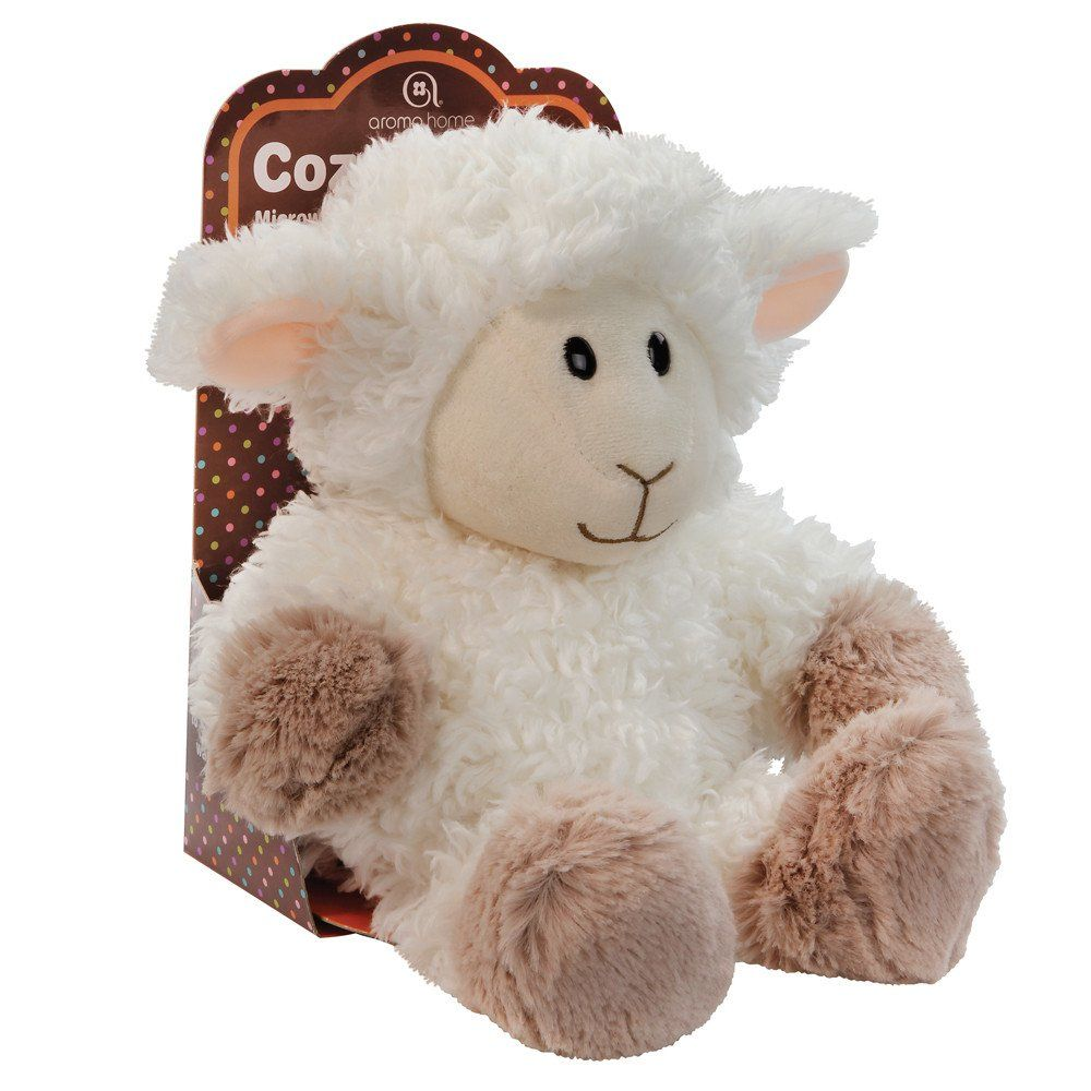 Lamb Cosy Microwave Hottie Soft toy animals, Animal