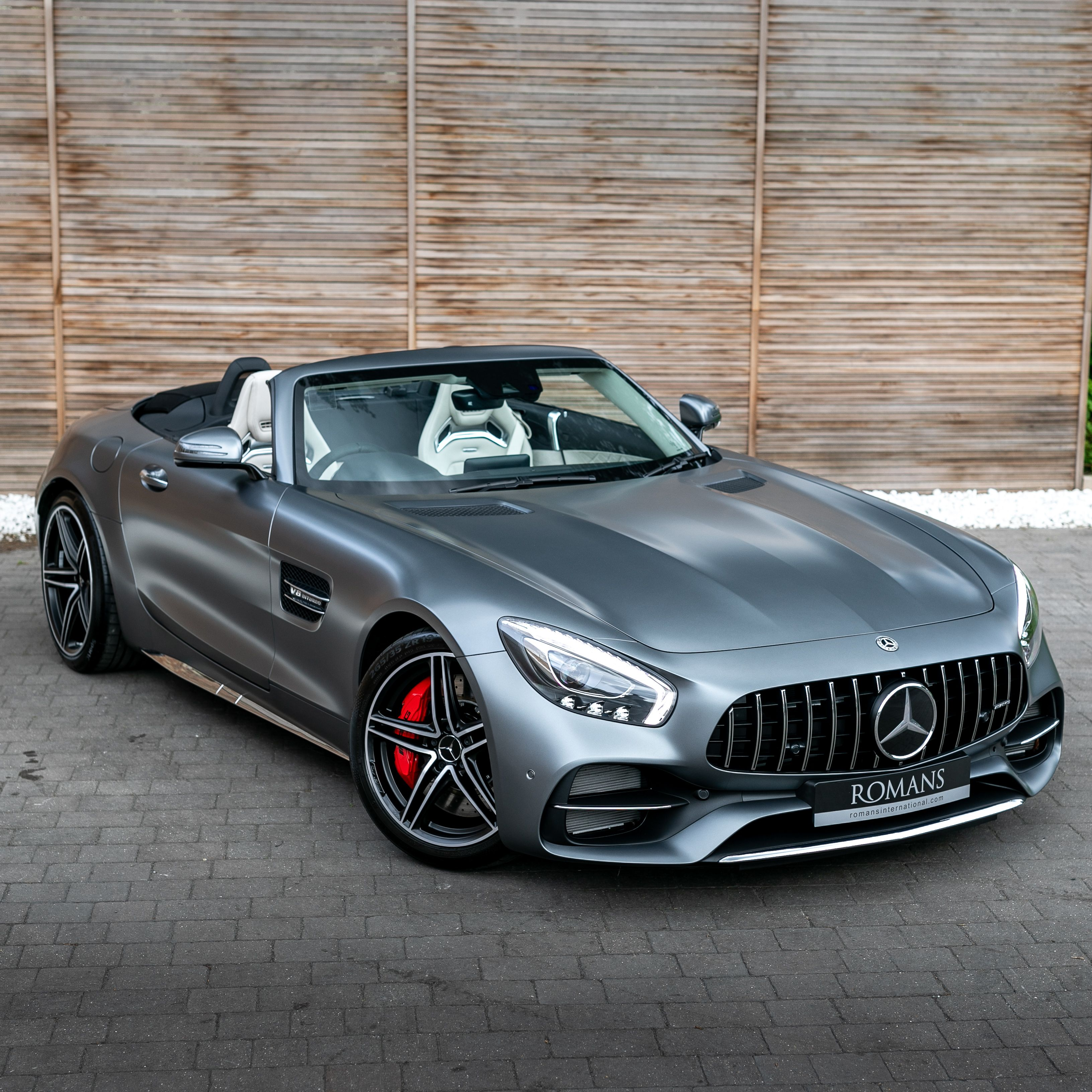 2017 Used Mercedes-Benz Gt Amg GT C