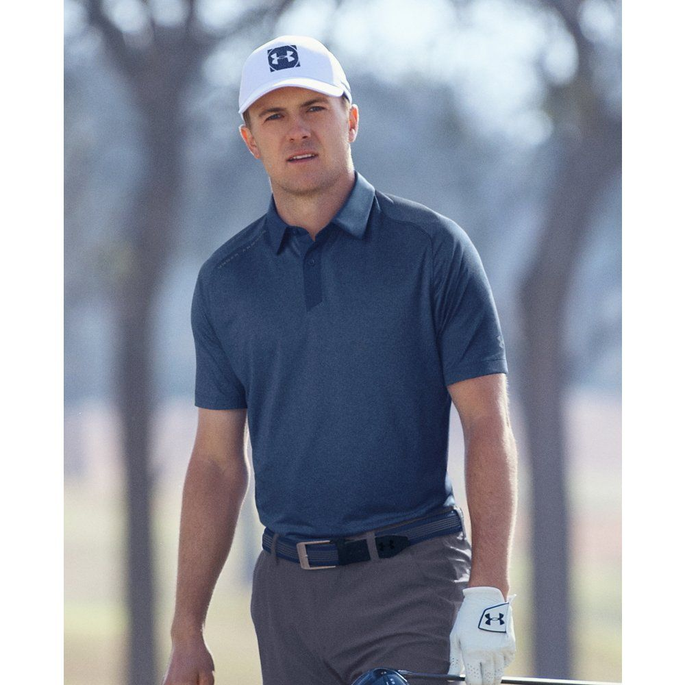 Under Armour Mens Threadborne Polo