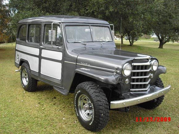 willys wagon for sale | 1953 Willys Station Wagon | Willys ...