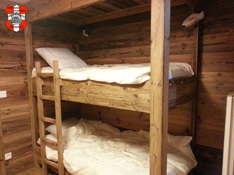 lits superposes vieux bois deco