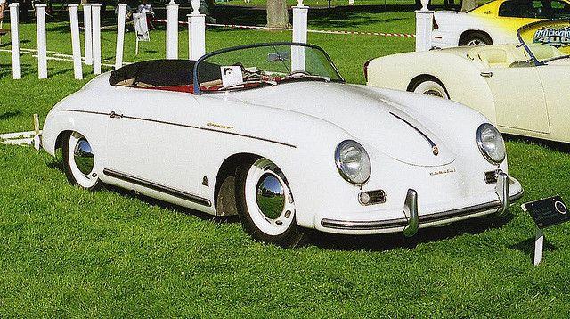 1955 Porsche 356 Speedster | Flickr - Photo Sharing!