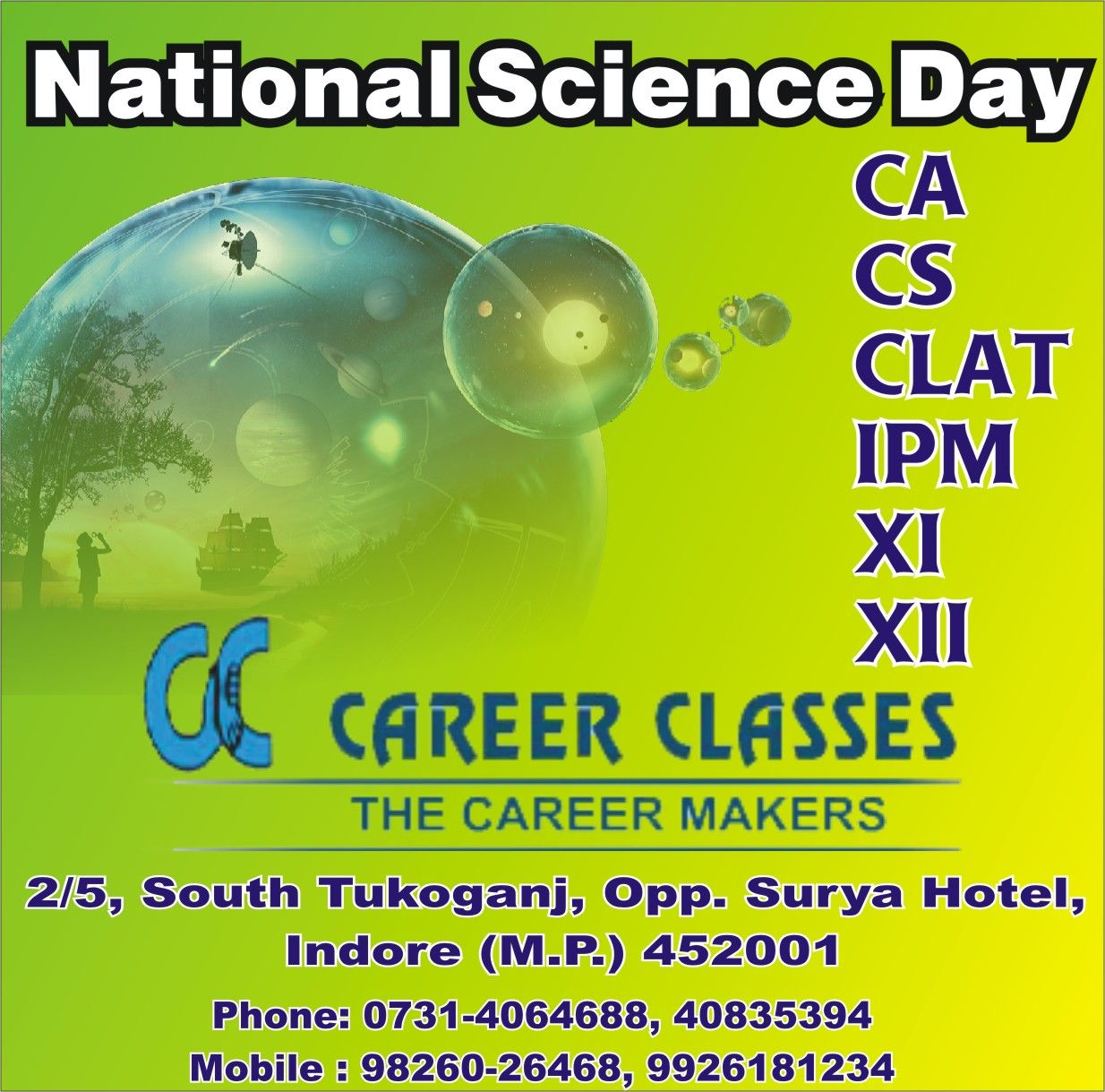 Pin by Career Classes Indore on Career Classes indore