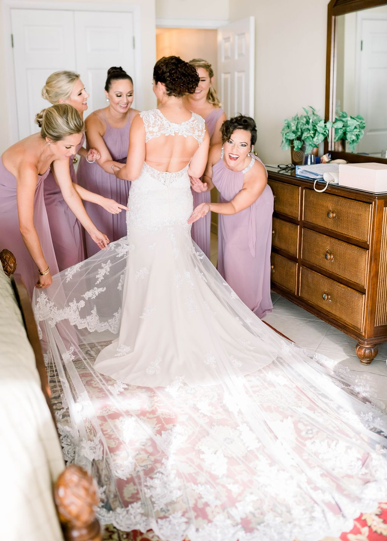 Precious The Planner Wedding Dress