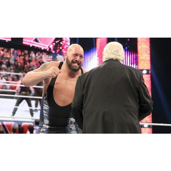 Why Big Show's Crying Act Is Perfect for His Character ❤ liked on Polyvore featuring big show