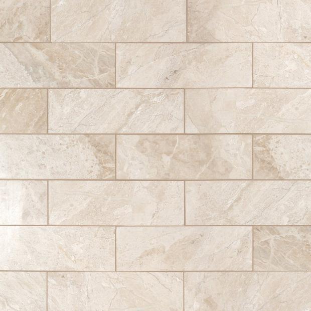 Crema Royal Polished Marble Tile In 2020 Polished Marble Tiles Stone Tile Backsplash Stone Backsplash