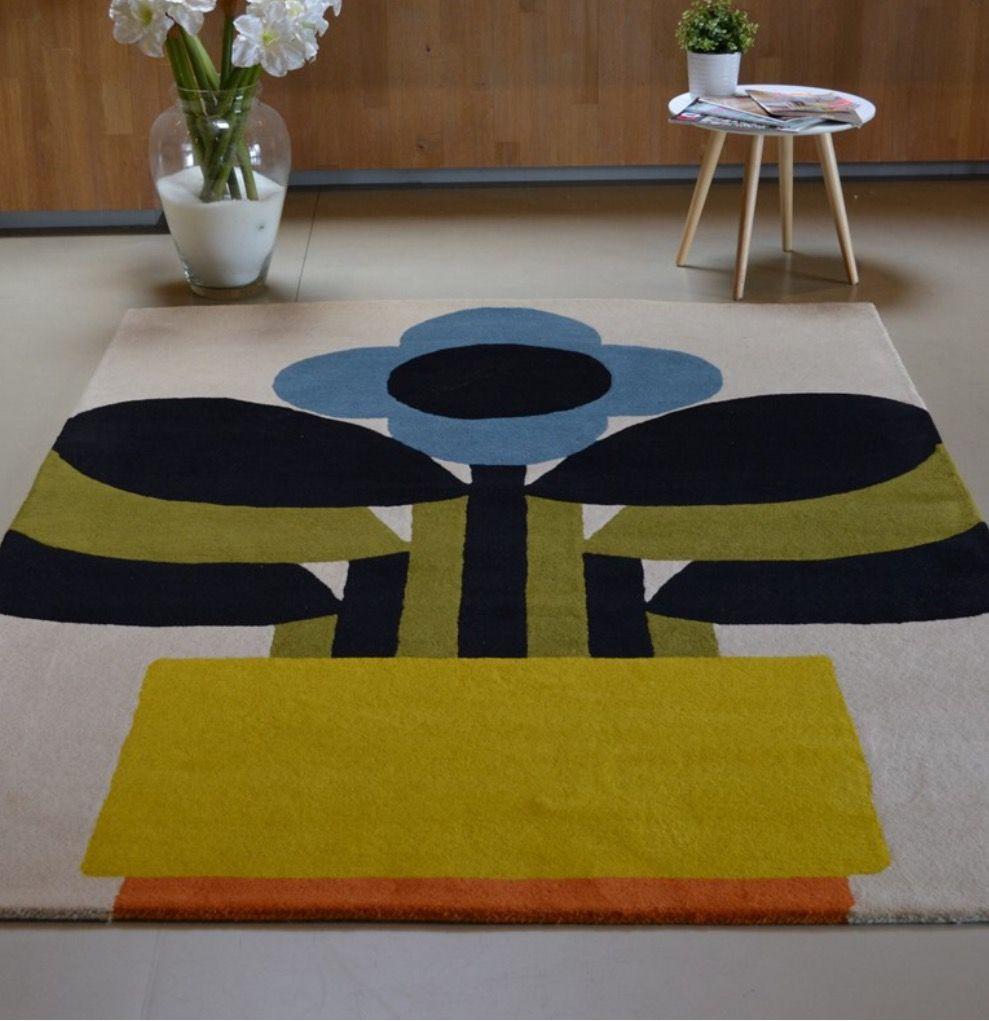 Orla Kiely Rug Home Homedecor