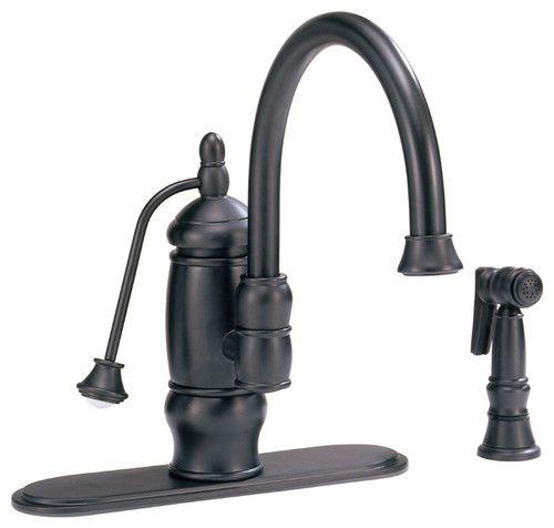Belle Foret Model Bfn141 04 2 Or 4 Hole Installation Kitchen Faucet