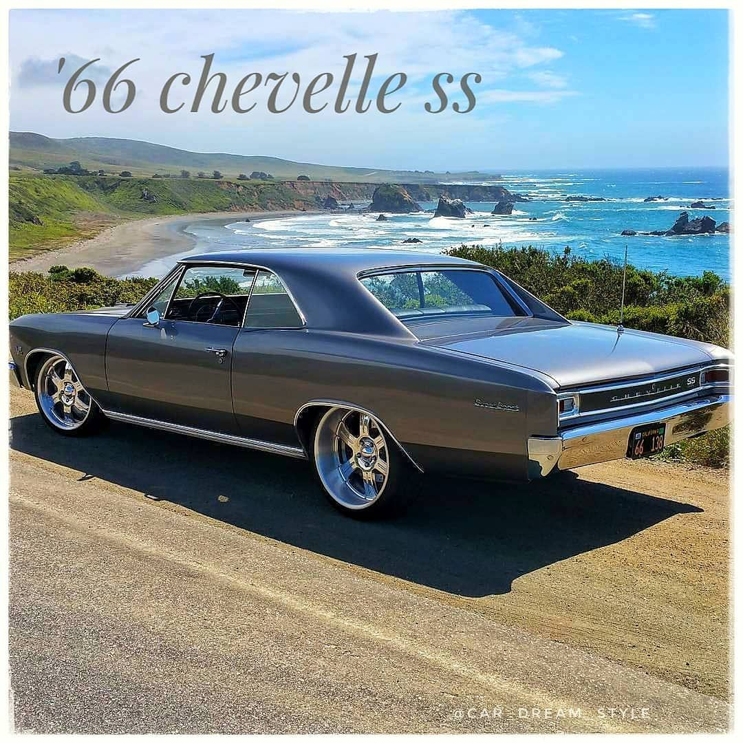 """car.dream.style™ on Instagram: """"'66 chevelle ss ? wonderful cruising view ? ➖➖➖➖➖➖➖➖➖➖➖➖➖➖➖➖ ?edit by -cds- ➖➖➖➖➖➖➖➖➖➖➖➖➖➖➖➖ Via @classics_culture ?? . Owner:…"""""""
