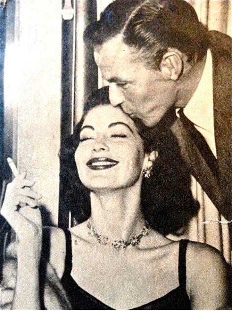 An Eternal Love- Frank Sinatra and Ava Gardner
