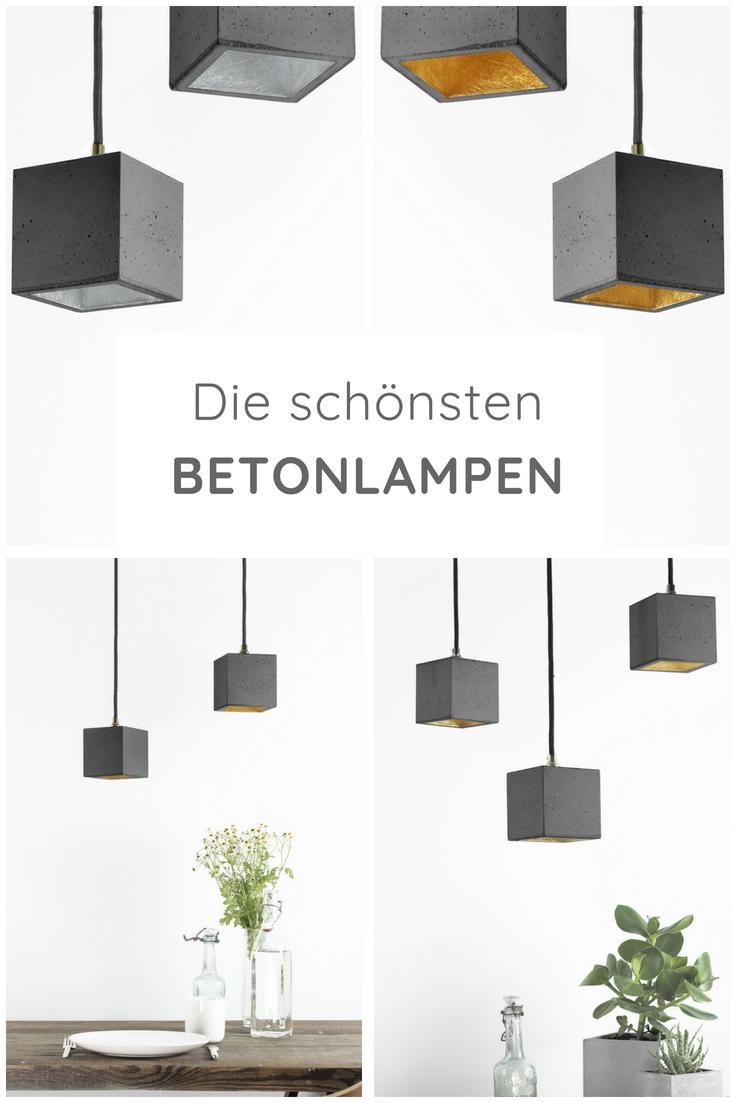 Betonlampe Im Modernen Design Jetzt Online Kaufen In 2018