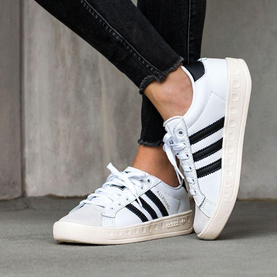 adidas Originals Allround Low W | Weiss | Sneaker | BY2954