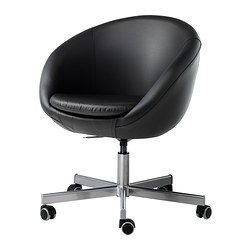 offre SKRUVSTASedia neroTi da ufficioIdhult IKEA TPXiukZO