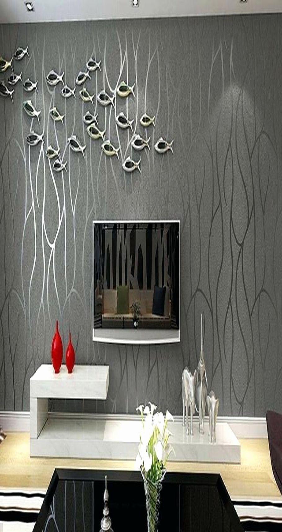 21 Einzigartig Moderne Tapeten Wohnzimmer Modern Wallpaper Living Room Modern Grey Living Room Wallpaper Living Room