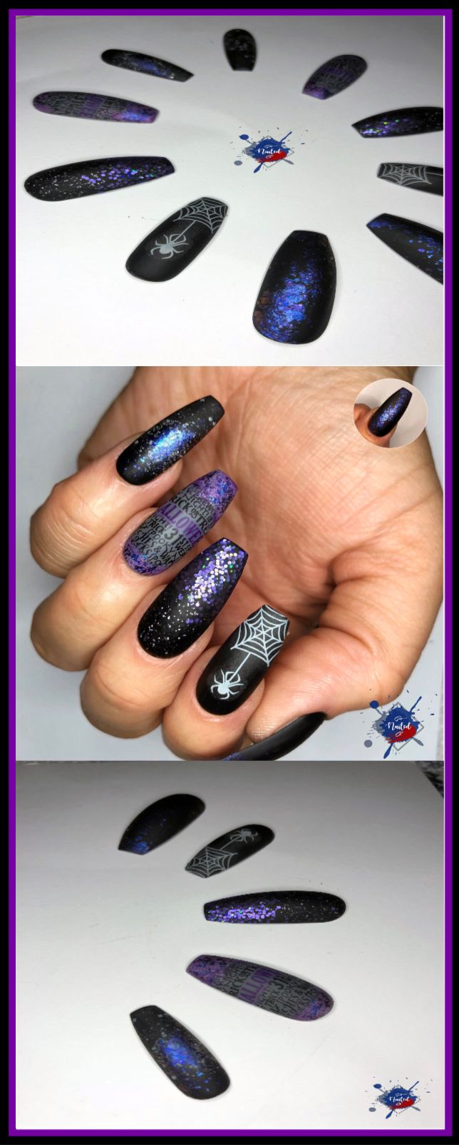 You will receive 10 custom made GetNailedCo press on nails ...