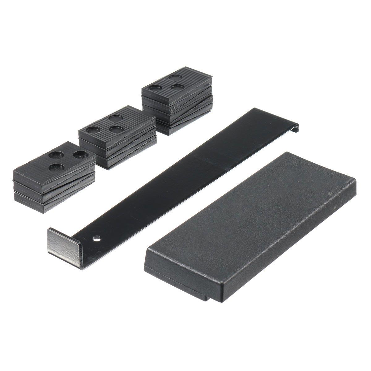 22pcs Wood Flooring Installer Tool Kit Spacers Tapping Block Pull Bar Set