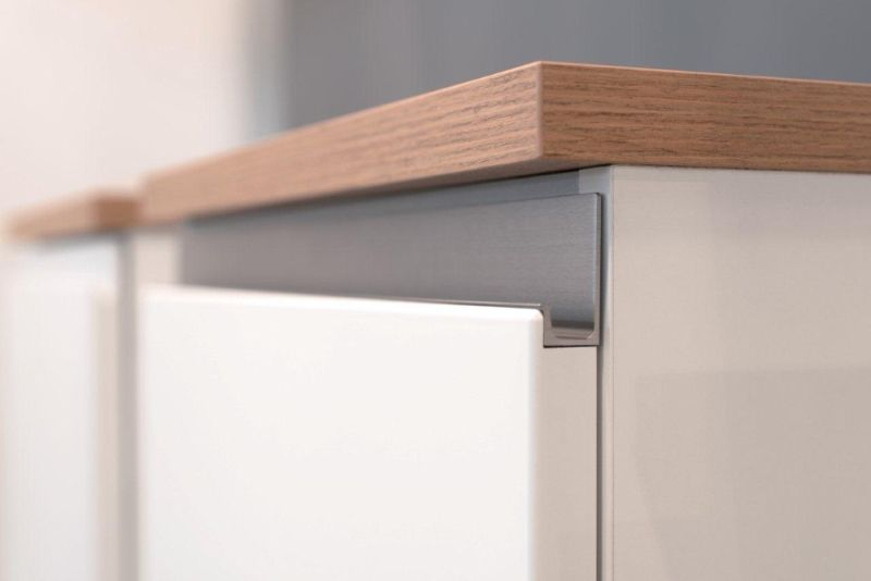 finger grip drawer - Google Search | kitchen | Pinterest ...