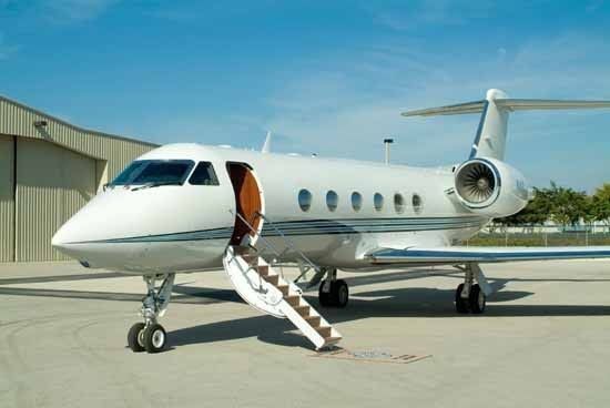 New York To Ibiza Special Vip Package Private Jet Gulfstream G400