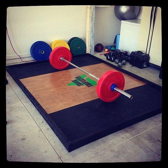 Pin On Garage Gym