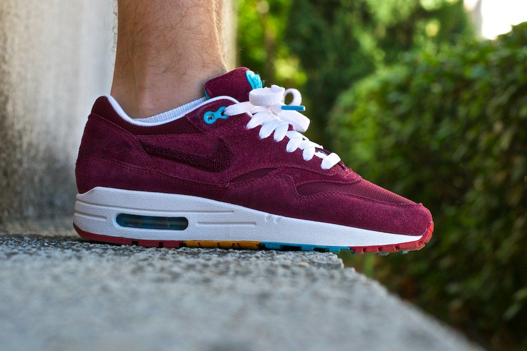 Patta x Parra x Nike Air Max 1 | SneakerFiles