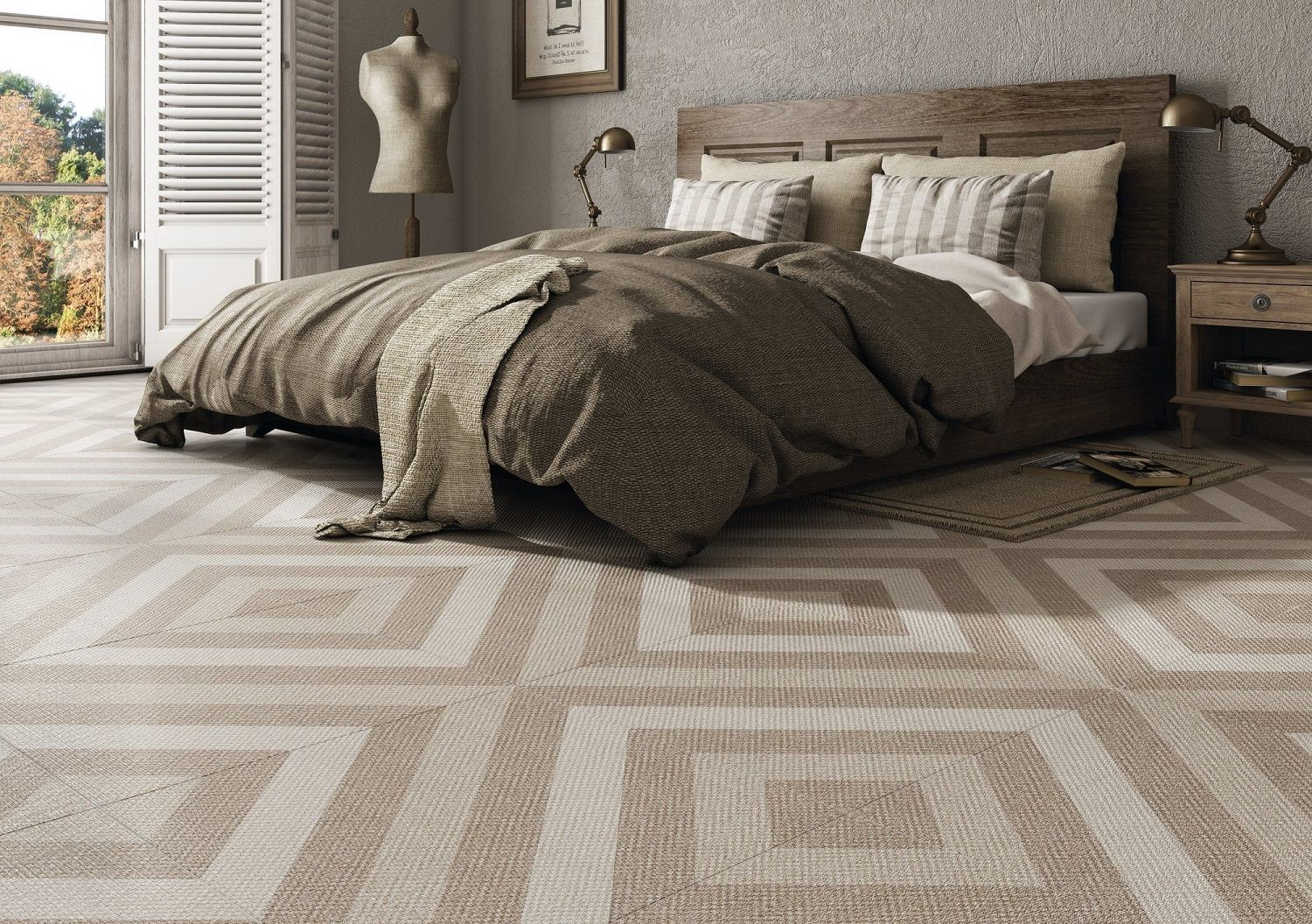 Pin by emctiles on Tile Trends for 2018 Bedroom decor