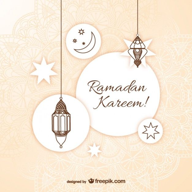 Ramadan Kareem greeting card lovely Pinterest Ramadan and Islam - free congratulation cards