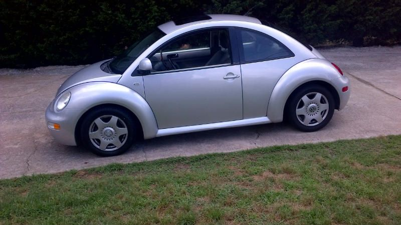 Used 2000 Volkswagen New Beetle Vw New Beetle New Beetle Volkswagen New Beetle