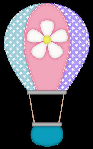 GD-SS-Hot Air Balloon.png | costura | Pinterest