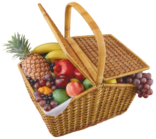 Fruit Basket Png Clipart The Best Png Clipart Cestas De Alimentos Cesta De Frutas Cestas Saudaveis