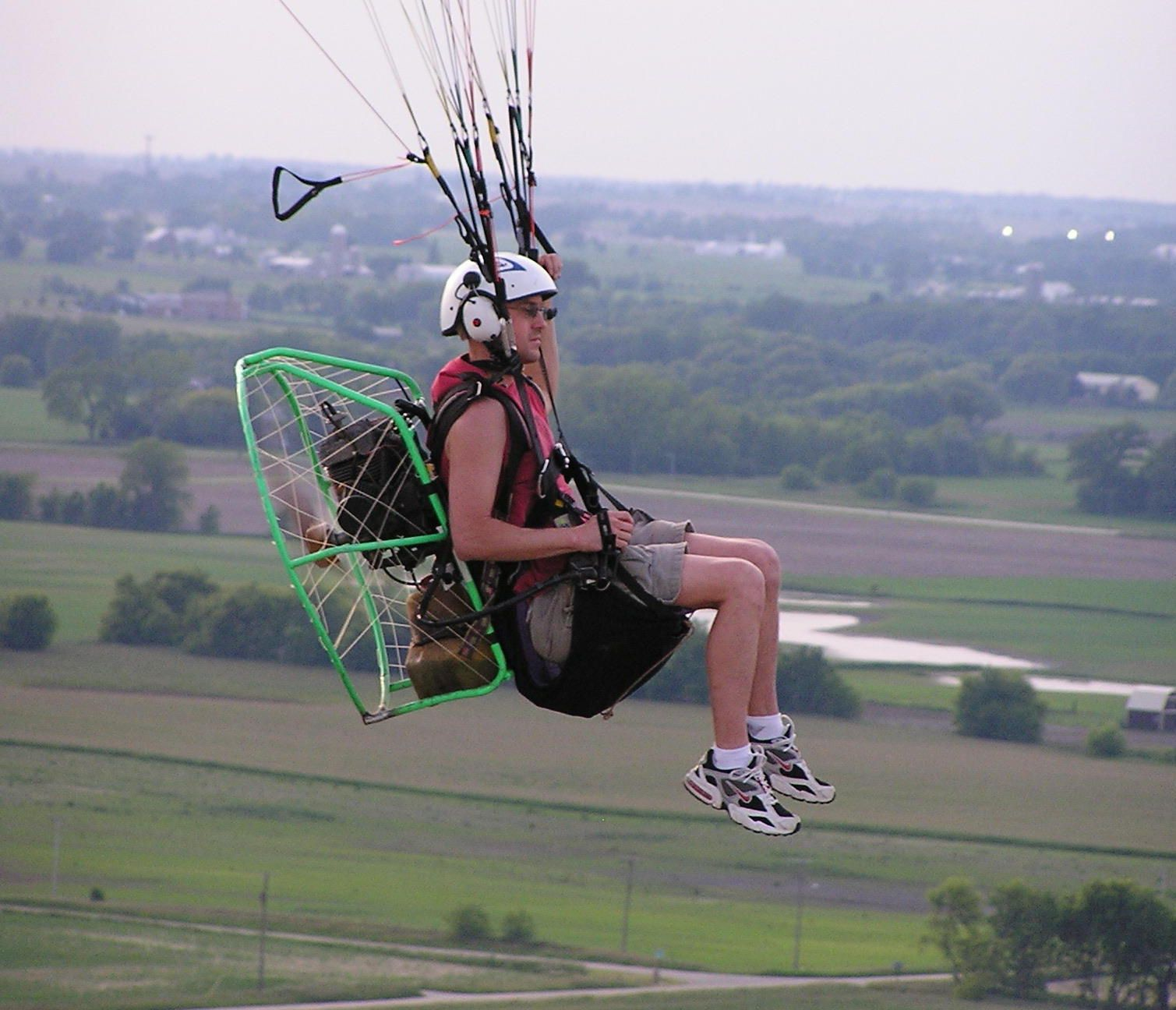 Powered Paragliding | MY INTERESTS & HOBBIES | Powered parachute