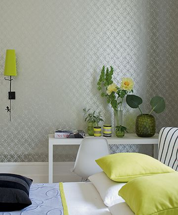 Designers Guild Otellia wallpaper, from the Amrapali wallpaper collection