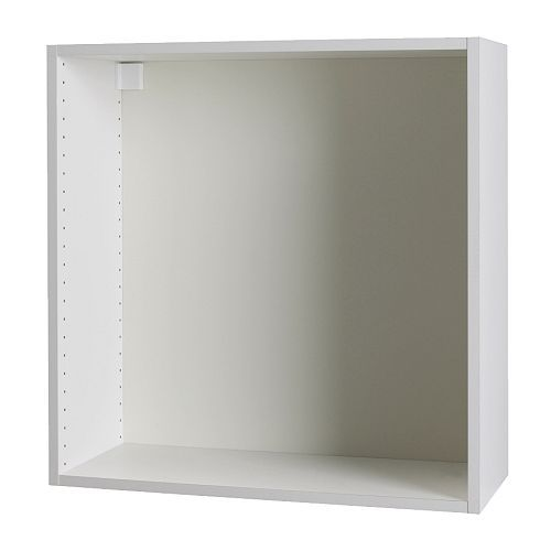 entry way akurum wall cabinet frame white 30x30 ikea c