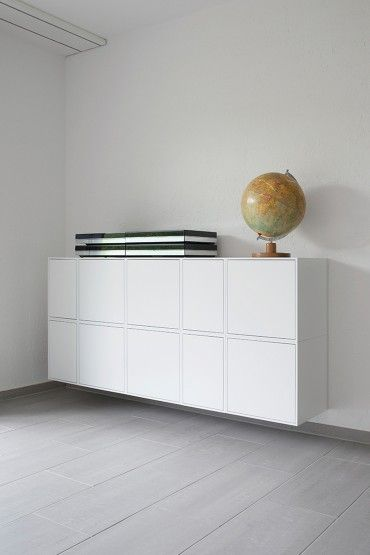 Geschlossenes Sideboard Deco Interieure Mobilier Meubles Ikea