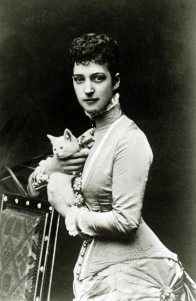 The 50 Most Fabulous And Famous Cat Ladies Of All Time Cat