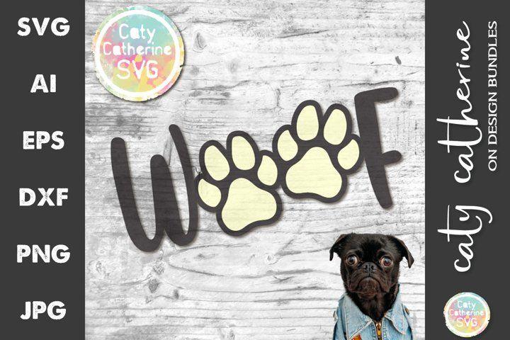 #catycatherine0000737 #woof #paw #prints #dog #svgcutfile #svg #catycatherine