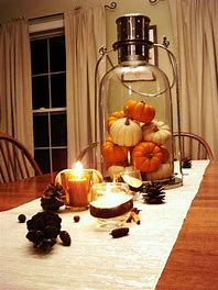 fall dining room decorating ideas - Bing images #tischdekoherbstesstisch fall dining room decorating ideas - Bing images #tischdekoherbstesstisch