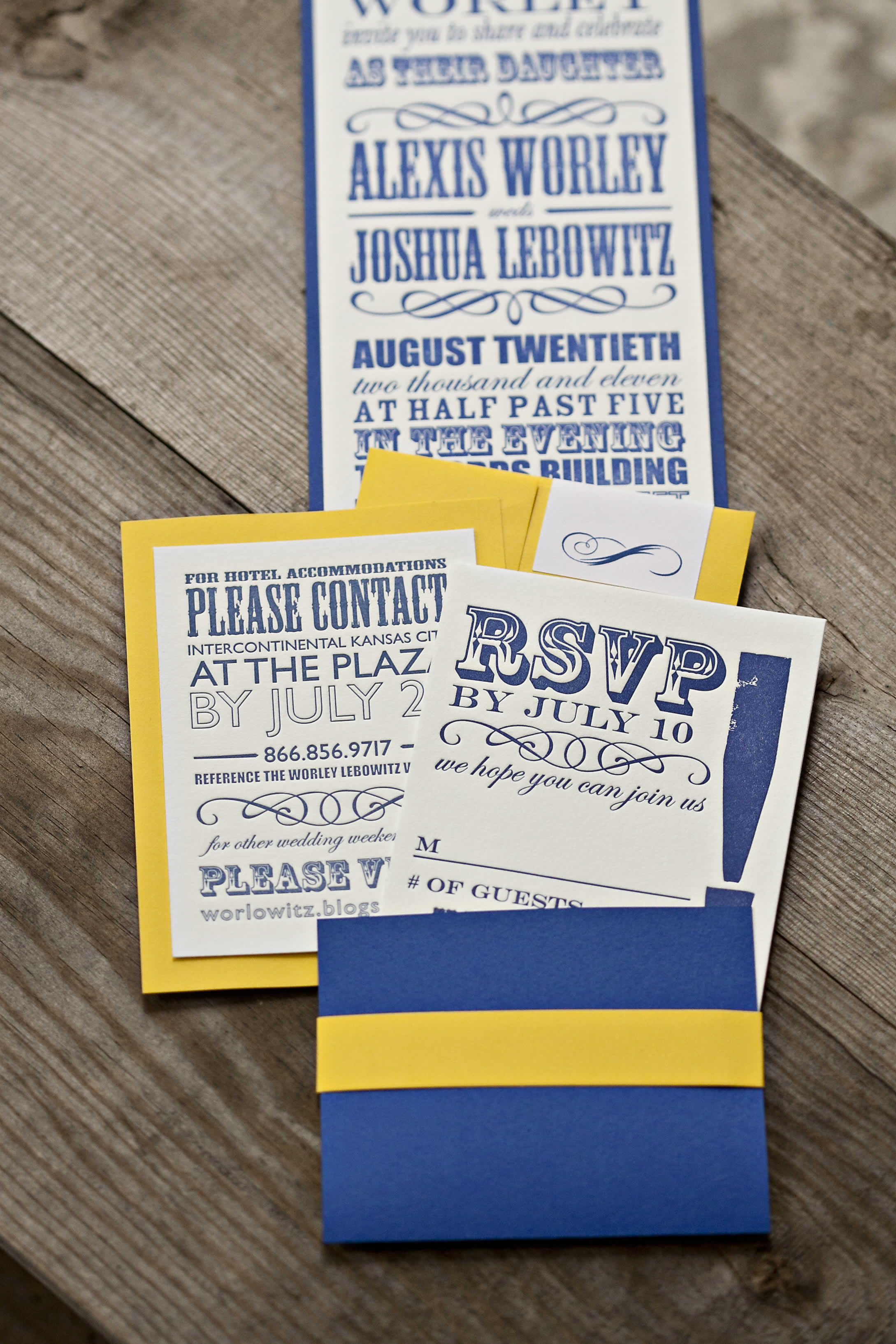 My wedding invitations!!! http://emmyrice.com/wedding/