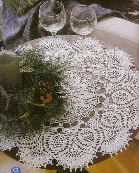 89746326_511.jpg 477×596 piksel | Crochet Doilies | Pinterest ...